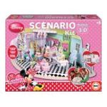Educa Borras -  Puzzle 3D Scénario kit Minnie 8412668150768