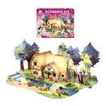 Educa Borras -  Puzzle 3D Disney Princess Blanche Neige 8412668151246