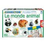 Educa Borras -  Conector le monde animal 8412668152113