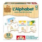 Educa Borras -  L'alphabet 8412668152366