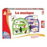 Educa Borras -  La musique 8412668152403