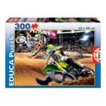Educa Borras -  Puzzle 300 pièces motocross 8412668152700