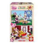 Educa Borras -  Puzzle 2 x 25 pièces Minnie boutique 8412668152793