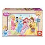 Educa Borras -  Puzzle100 pièces Princesses aux bois 8412668152878