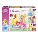 Educa Borras -  Puzzle progressif princesse 8412668152892