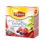 Lipton - Lipton Früchtetee Enchanting Berries (Raspberry Blueberry) 20 Pyramiden Teebeutel 8712566292370