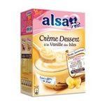 Alsa -  ALSA |  preparation pour dessert boite carton avec sachet vanille des isles 2 doses creme dessert  8712566338177