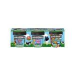 Ben & Jerry's - BEN |  & jerrys glace individuelle pot sous fourreau caramel ou sirop d'erable  3ct sce crml&mrc crml ccte/sce crml&ppt amnde prlne/fdge crml&nx pc gr petit pot non enrobe -2,15% meuble s 8712566350742