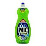 Paic - PAIC |  citron produit vaisselle a main flacon fermeture citron vert universel vert liquide  8714789085906