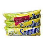 Soupline - soupline concentree assouplisseurs doses muguet 3x  8714789093833