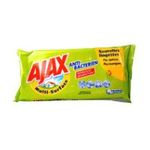 Ajax - AJAX |  antibacterien nettoyant menager eco-recharge 56ctnon abrasif bactericide multi surface lingette humide multi usage  8714789123219