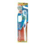 Colgate -  360 d brosse a dents blister1ct synthetique souple adulte  8714789183862