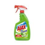 Ajax -  AJAX |  nettoyant menager bouteille pistolet cuisine non abrasif liquide  8714789384085