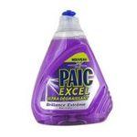 Paic - PAIC |  excel brillance extreme produit vaisselle a main flacon fermeture universel super concentre violet liquide  8714789607689