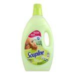 Soupline - SOUPLINE |  adoucissant de tissu flacon plastique fleur de muguet vert liquide  8714789649009