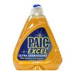 Paic - PAIC |  excel produit vaisselle a main flacon fermeture universel super concentre orange liquide  8714789659541