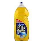 Paic - PAIC |  citron produit vaisselle a main flacon fermeture citron universel jaune liquide  8714789685786