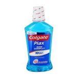 Colgate -  plax bain de bouche flacon plastique adulte bleu apres brossage fluor soin complet  8714789697178