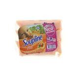Soupline -  3x assouplisseurs concentree peche et amande soupline 8714789745862