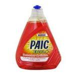 Paic - PAIC |  excel + produit vaisselle a main flacon fermeture universel super concentre rouge liquide  8714789749761