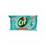 Cif - CIF |  antibacterien nettoyant menager eco-recharge ocean 60ctnon abrasif bactericide multi surface lingette impregnee nettoyant  8717163416419