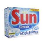 Sun - SUN    hydrofilm magic brillance produit de lavage pour lave-vaisselle paquet carton concentre tablette / dose  8718114379289