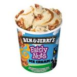 Ben & Jerry's -  fairly nuts 500 ml  8718114712277