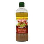 Amora - AMORA |  sauces salade & vinaigrettes bouteille plastique moutarde vinaigrette vin rouge  8718114724041