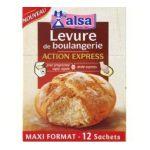 Alsa -  Alsa | Levure de boulangerie 12 sachets 8718114753140