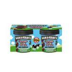Ben & Jerry's -  chocolate fudge brownie 2x150 ml  8718114802107