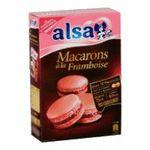 Alsa -  ALSA |  preparation pour gateau boite carton framboise macaron  8718114887432