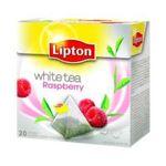 Lipton - Lipton Tee White Tea Raspberry 20 Pyramidenbeutel 8718114889115