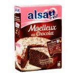 Alsa -  MAMIE GATEAU AU CHOCOLAT 435G ALSA |  mamie gateau preparation pour gateau boite carton chocolat 1 dose gateau  8722700081029