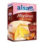 Alsa -  PREP.MOELLEUX CITRON 435G  ALSA |  mamie gateau preparation pour gateau boite carton citron 1 dose gateau  8722700108856