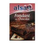 Alsa -  ALSA |  le fondant de mamie preparation pour gateau boite carton chocolat 2 doses fondant  8722700153221