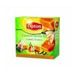 Lipton - Lipton Schwarztee Vanilla Caramel Tea 20 Pyramiden Teebeutel 8722700217206