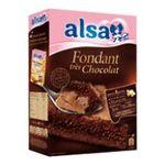 Alsa -  ALSA |  preparation pour gateau boite carton chocolat 1 dose fondant  8722700359012
