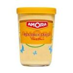 Amora - VERRE TELE MOUTARDE DOUCE 190G AMORA |  moutarde verre decore television douce  8722700431237