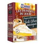 Alsa -  ALSA |  preparation pour gateau boite carton citron 1 dose tarte  8722700443445