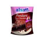 Alsa -  ALSA |  le fondant de maman preparation pour gateau doy pack chocolat 1 dose fondant  8722700492825