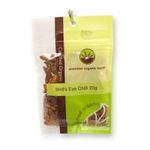 Gourmet Organic Herbs -  Gourmet Organic Bird's Eye Chili  Sachet x 1 9332974000047