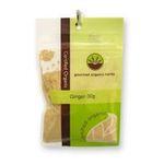 Gourmet Organic Herbs -  Gourmet Organic Ginger Ground  Sachet x 1 9332974000061