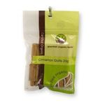 Gourmet Organic Herbs -  Gourmet Organic Cinnamon Quills  Sachet x 1 9332974000290