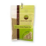 Gourmet Organic Herbs -  Gourmet Organic Pepper White Ground  Sachet x 1 9332974000344