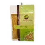 Gourmet Organic Herbs -  Gourmet Organic Turmeric  Sachet x 1 9332974000375