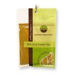 Gourmet Organic Herbs -  Gourmet Organic Curry Mild Powder  Sachet x 1 9332974000443