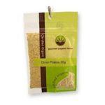 Gourmet Organic Herbs -  Gourmet Organic Onion Flakes  Sachet 9332974000832