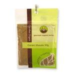 Gourmet Organic Herbs -  Gourmet Organic Garam Masala  Sachet 9332974000863