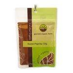 Gourmet Organic Herbs -  Gourmet Organic Paprika Sweet  Sachet x 1 9332974001013