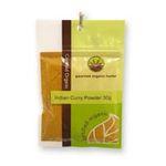Gourmet Organic Herbs -  Gourmet Organic Curry Indian Powder  Sach x 1 9332974001037